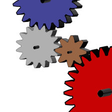 Extrude Gears