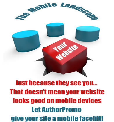 Let AuthorPromo Give Your Site a Mobile Facelift
