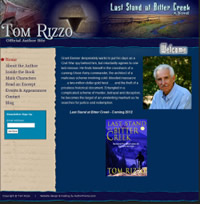 Tom Rizzo, Author Site
