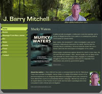 J  Barry Mitchell, Author Site
